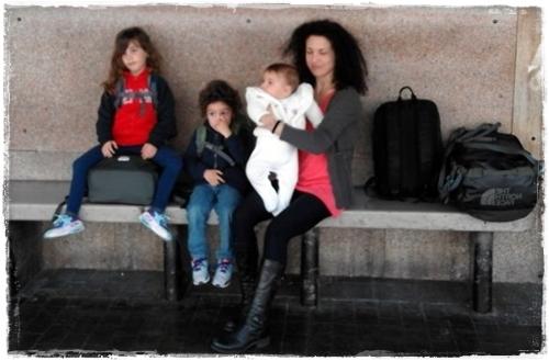 Una Mamma in viaggio, fra tre gravidanze, la capacità (e la paura) di affrontare gli imprevisti…