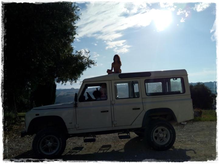 Piselli in viaggio…